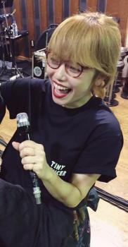 Chara-glasses-Tshirt