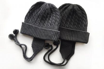 Chara×CA4LA特製オリジナルニット帽