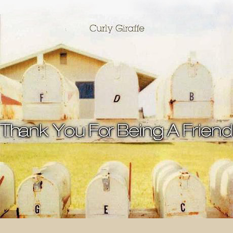 Thank You For Being A Friend