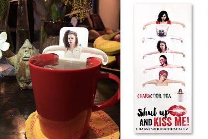 CHARACTER TEA