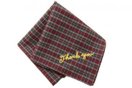 ハンカチ [Thank you]